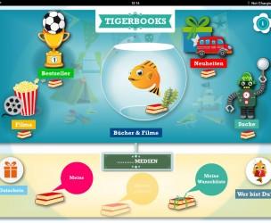 Tigerbooks – Der digitale Kinderbuchladen